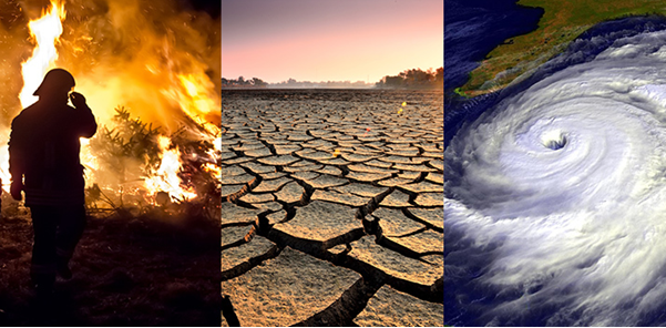Potential effects of climate change